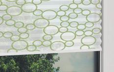 plissee mit muster groe auswahl fr gemusterte plissees. Black Bedroom Furniture Sets. Home Design Ideas