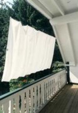 sonnenschutz l sungen f r loggia balkone. Black Bedroom Furniture Sets. Home Design Ideas